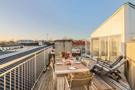 5-roms leilighet - St. Hanshaugen-Ullevål - Oslo - 9 990 000,- Nordvik & Partners