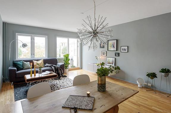 3-roms leilighet - Ila-Sagene - Oslo - 4 500 000,- Schala & Partners