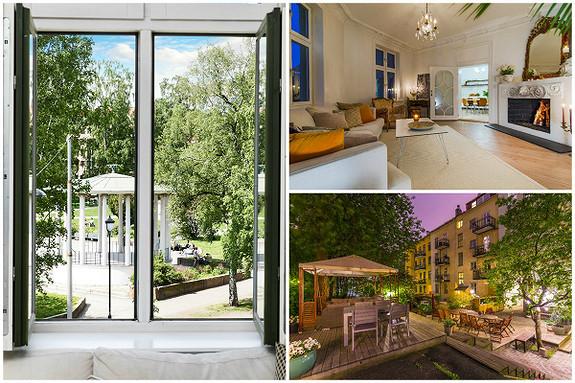 4-roms leilighet - Grünerløkka-Sofienberg - Oslo - 6 175 000,- Schala & Partners