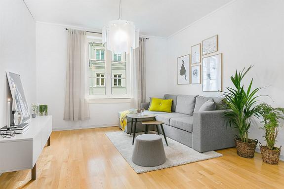 2-roms leilighet - Grünerløkka-Sofienberg - Oslo - 3 600 000,- Nordvik & Partners