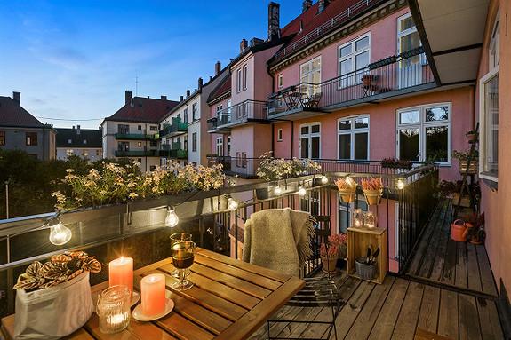 3-roms leilighet - Grünerløkka-Sofienberg - Oslo - 4 750 000,- Schala & Partners