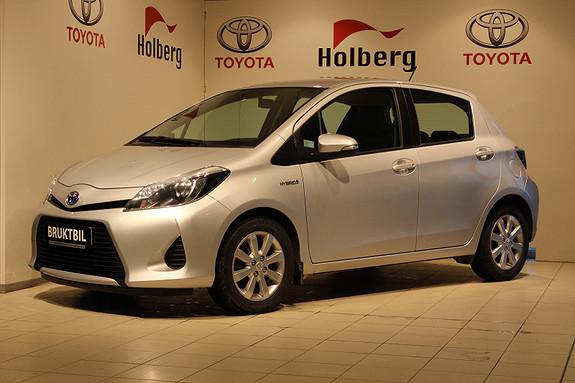 Toyota Yaris 1,5 Hybrid Active Ryggekamera, Bluetooth ++  2012, 46705 km, kr 145000,-