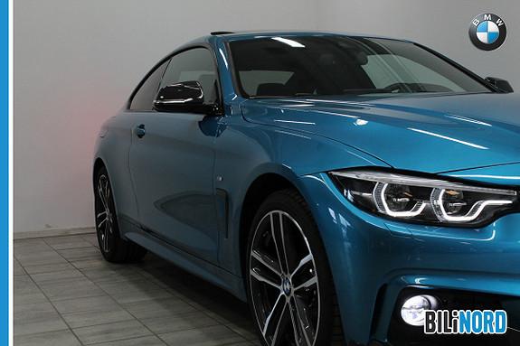 Bilbilde: BMW 4-serie