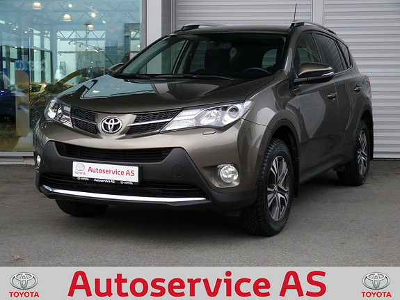Toyota RAV4 2,0 D-4D 2WD Active  2013, 139000 km, kr 219000,-