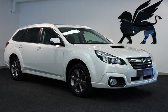 Subaru Outback Outback 2.0D 1,99% Rente Premium Defa Hengerfeste