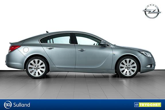 Opel Insignia 2,0 CDTi 130hk Aut Cosmo OPC PAKKE-FLEXRIDE-HENGERFESTE
