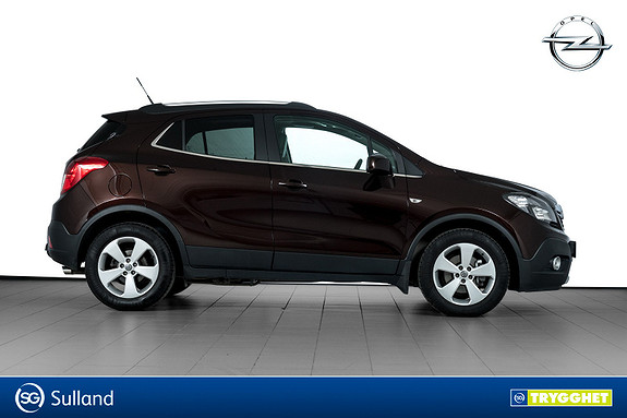 Opel Mokka 1.6 CDTI 4X4 Premium