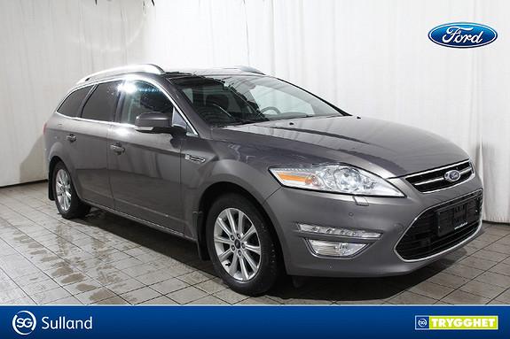 Ford Mondeo 2,0 TDCI 140hk Titan Aut. Navi Webasto Tilhengerfeste