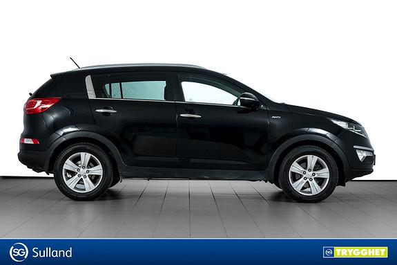 Kia Sportage 2,0 CRDi Comfort 4WD Aut. DEFA-BLUETOOTH-RYGGEKAMERA