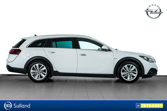Opel Insignia Country Tourer 2,0 CDTi 163hk Premium aut HENGERFESTE-NAPPASKINN