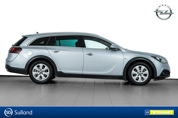 Opel Insignia Country Tourer 2,0 CDTi 163hk Premium aut HENGERFESTE 2000KG-PARKVARME