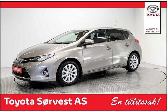 Toyota Auris 1,8 Hybrid E-CVT Active+  2014, 28036 km, kr 198000,-