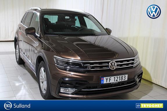 Volkswagen Tiguan 2,0 TDI 150hk 4M DSG Highline