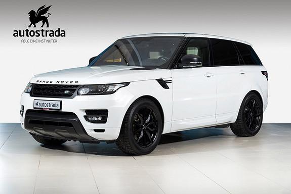 Land Rover Range Rover Sport HSE Dynamic Stealth Pack 7 seter, fullspekket!
