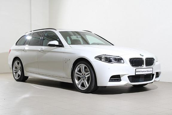BMW 5-serie 520d xDrive Touring 190hk Automat M-NAV-LED-EDC-HUD-WEB