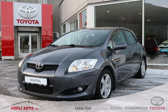 Toyota Auris 1,4 D-4D Sol Blue DAB+ - H.feste - Aut Klima - Garanti  2008, 93900 km, kr 89900,-