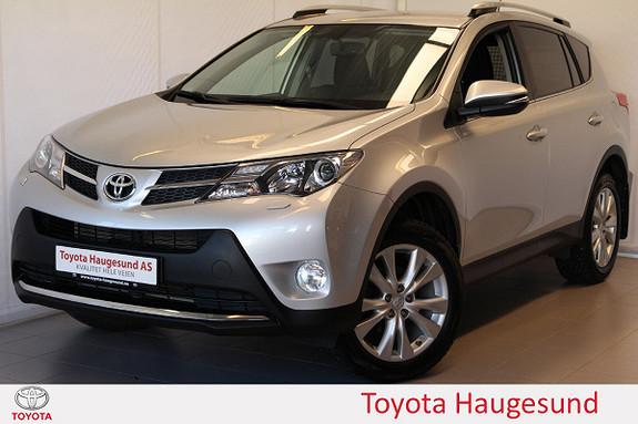 Toyota RAV4 2,0 4WD Active Style - Kamera, el.luke, Cruise, Tectyl  2013, 49782 km, kr 309000,-