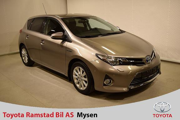 Toyota Auris 1,8 Hybrid E-CVT Executive  2013, 30800 km, kr 199000,-
