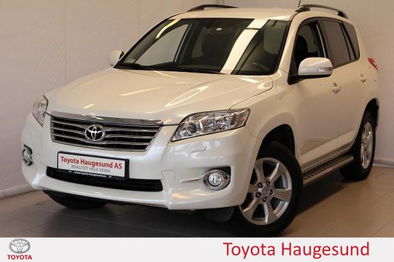 Toyota RAV4 2,2 D-4D Vanguard Executive Navi, kamera, Tectyl  2011, 66232 km, kr 235000,-