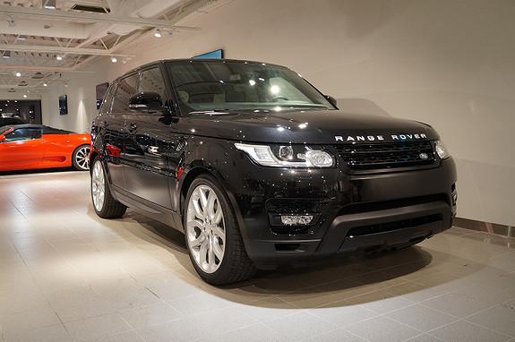 Land Rover Range Rover Sport TDV6 HSE/Pano/Webasto/21''/DAB+