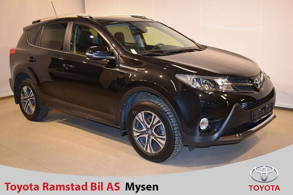 Toyota RAV4 2,0 D-4D 4WD Active Style  2014, 67600 km, kr 295000,-