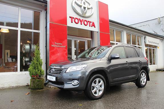 Toyota RAV4 2.2 D-4D 150hk Vanguard Executive TECTYL  2011, 97600 km, kr 239900,-