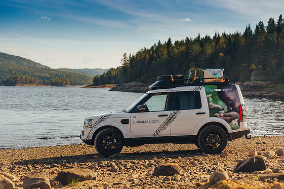 Land Rover Discovery SDV6 HSE Premium BP Adventure Editi