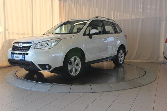 Subaru Forester 2.0i CLassic Lineartronic  2014, 87500 km, kr 298000,-