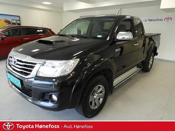 Toyota HiLux D-4D 144hk Extra Cab 4WD SR  2014, 71000 km, kr 249000,-