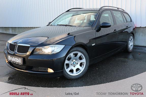 BMW 3-serie 320d Touring // Sportseter // Optimalisert // EU 2020 /  2006, 184000 km, kr 99900,-
