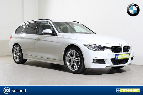 BMW 3-serie 320i xDrive Touring aut M-DAB+-HiFi-HENGERFESTE-XENON++