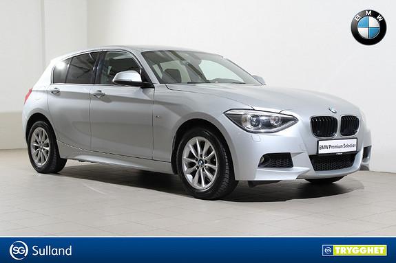 BMW 1-serie 116d aut M-DAB+-PDC-Xenon-Sportsseter++