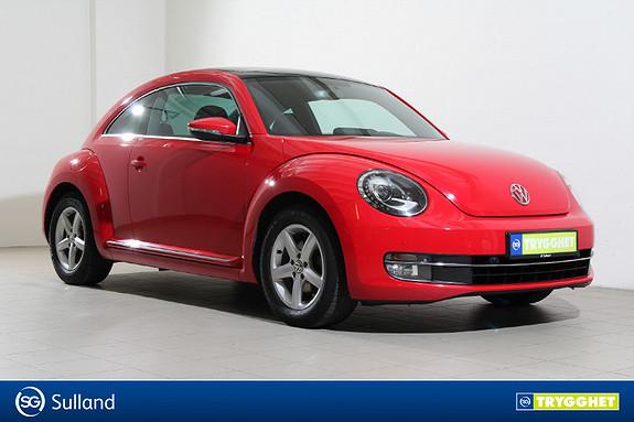 Volkswagen Beetle 1,2 TSI 105hk BMT Design DAB+-SOLTAK-XENON-NORSK++