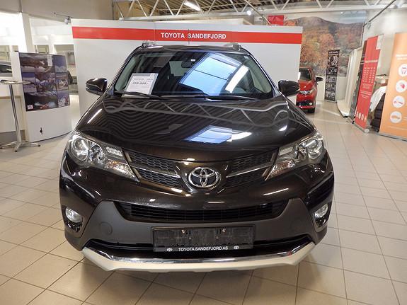 Toyota RAV4 2.0VVT-i 71'N  2015, 70500 km, kr 359000,-