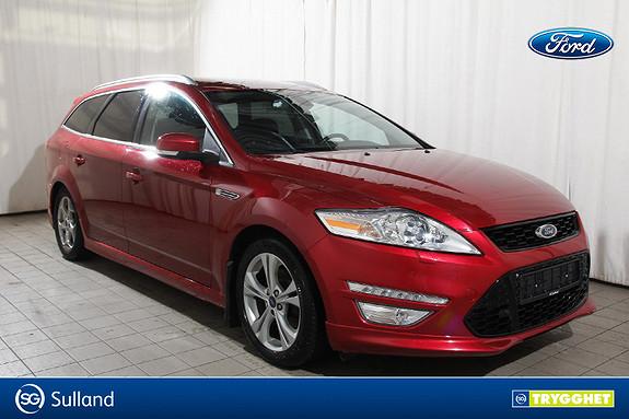 Ford Mondeo 1,6 TDCI 115hk Titanium Styling /Webasto/Tilhengerfeste