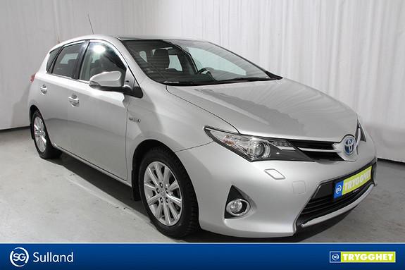 Toyota Auris 1,8 Hybrid E-CVT Active