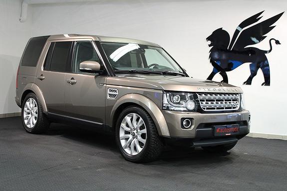 Land Rover Discovery Discovery SDV6 HSE H.Feste/DAB/Navi/Skinn