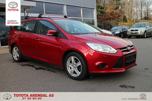 Ford Focus 1,6 TDCi 95hk Sport  2011, 78500 km, kr 99000,-