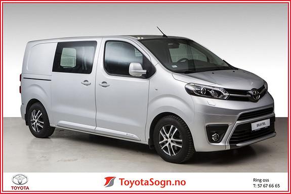 Toyota Proace 1,6 D 115 Comfort L1H1  2016, 25800 km, kr 239000,-