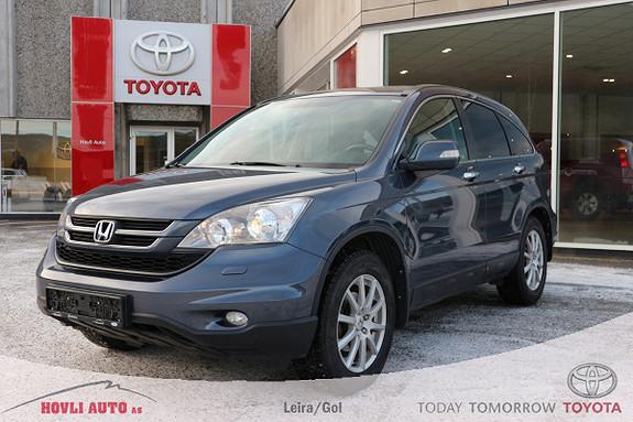 Honda CR-V 2,0 i-VTEC Special Edition 5AT Avt h.feste - Garanti  2012, 111117 km, kr 229900,-