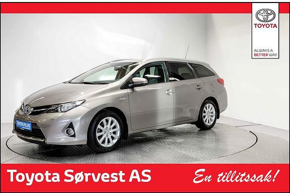 Toyota Auris Touring Sports 1,8 Hybrid Active+  2015, 49140 km, kr 228000,-