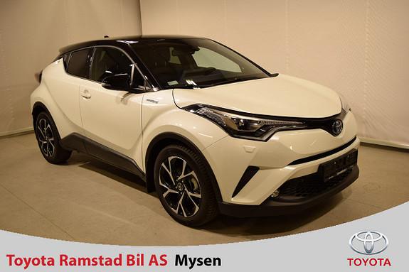 Toyota C-HR 1,8 WT-i Hybrid Dynamic Tech  - norsk bil -  2017, 15 km, kr 349000,-