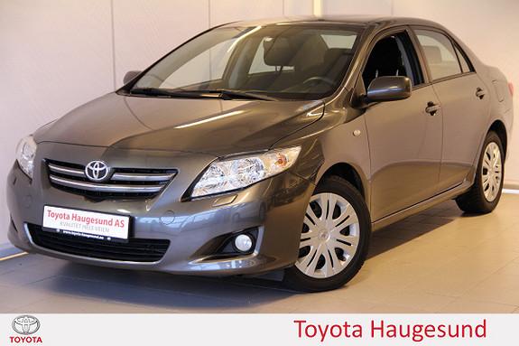 Toyota Corolla 1,6 Sol Multi Mode AUT., Autoklima, MF-ratt, Tectyl  2011, 52831 km, kr 135000,-
