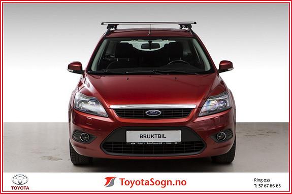 Ford Focus 1,6 100hk Trend MED HENGERFESTE  2009, 110000 km, kr 79000,-