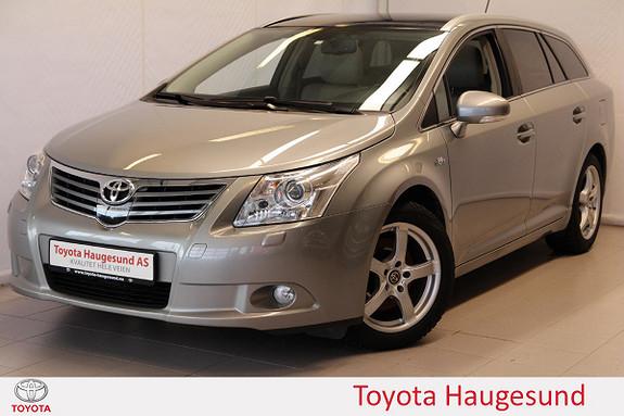 Toyota Avensis 2,2 D-CAT 150hk Premium aut. ALT UTSTYR - LAV KM -  2009, 83787 km, kr 185000,-