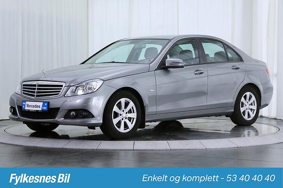 Mercedes-Benz C-Klasse C180 CDI Classic DAB+, USB, Autoklima, Isofix, AUX  2012, 84800 km, kr 199900,-