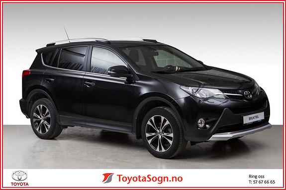 Toyota RAV4 2,0 D-4D 4WD 71'N Editon HENGERFESTE  2015, 26885 km, kr 329000,-