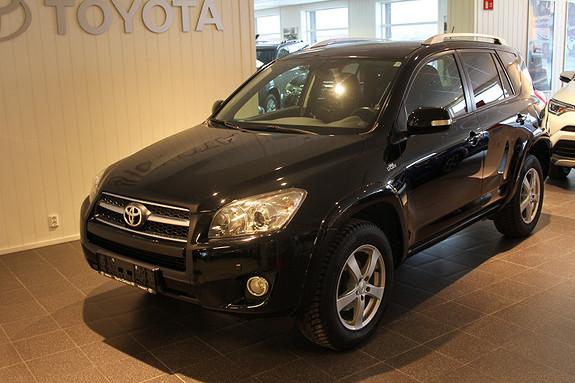 Toyota RAV4 2,2 D-CAT 4WD Exective aut  2009, 98600 km, kr 209000,-