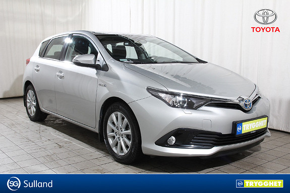 Toyota Auris 1,8 Hybrid E-CVT Active S