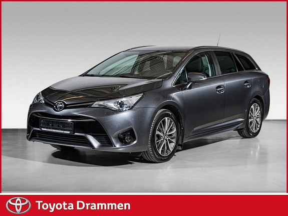 Toyota Avensis Touring Sports 1,8 Active M-drive 7S  2015, 30210 km, kr 279000,-